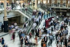 London Business Directory - crowds