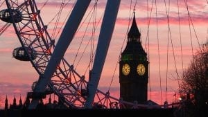 the London Eye - London Business Directory