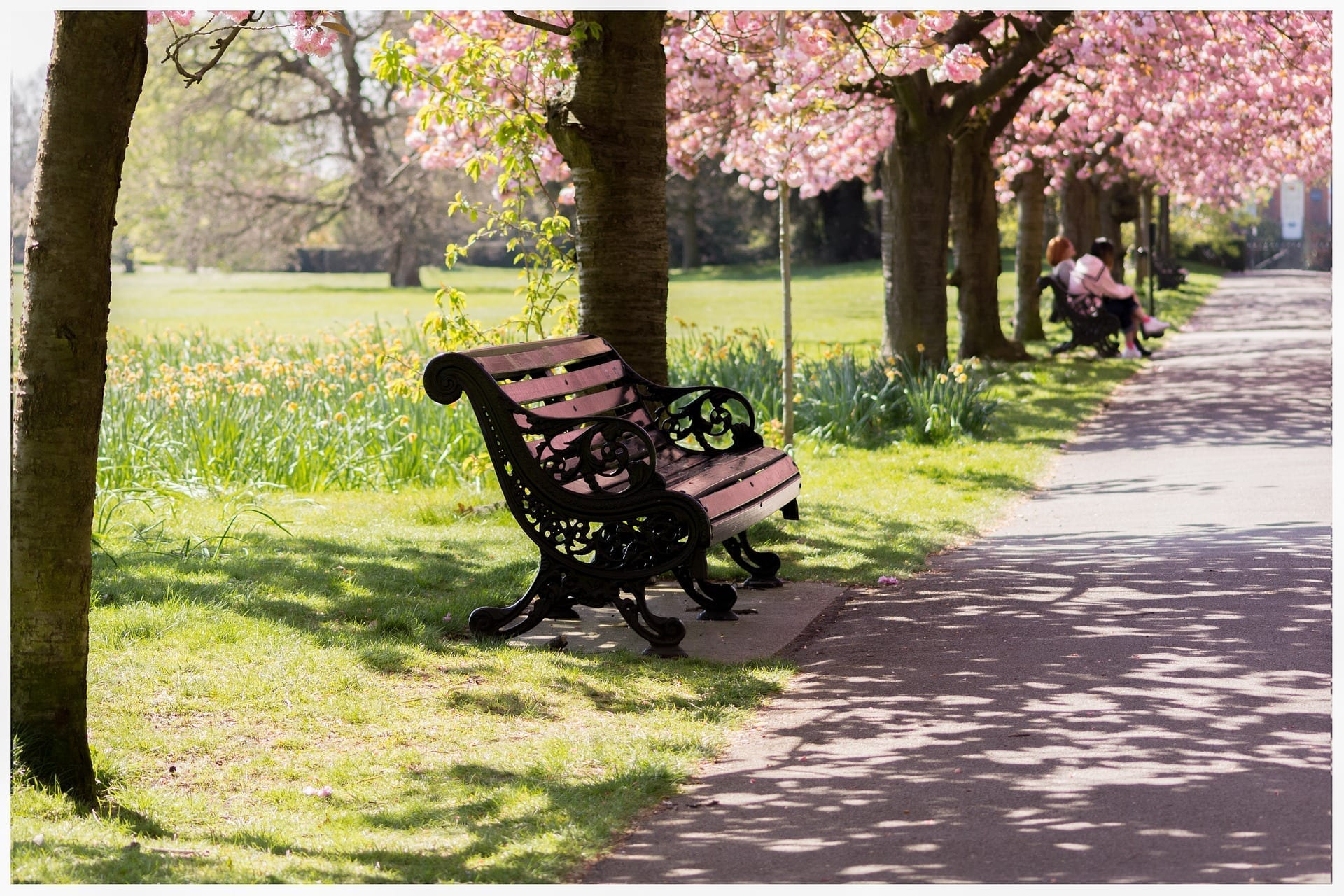 3 reasons to visit London in Spring